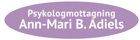 Psykolog Ann-Mari B Adiels i Göteborg